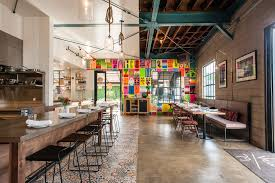 los angeles restaurants with the most stunning design eater la