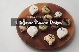 4 cute halloween macaron designs sumopocky handcrafted bakes