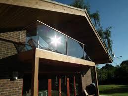Balconies Glass Railing Glass Panel Outdoor For Balconies Balcony 1