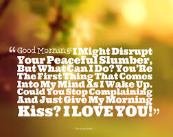 quote about love for your child cute u0026 romantic good morning wishes images quotes u0026 sayings