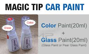magic tip car paint touch up scratch remover coat for hyundai 2011