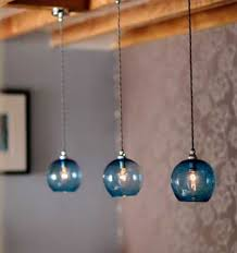 Colorful Pendant Lights Romantic Interior Decorating With Handmade Colored Glass Lighting