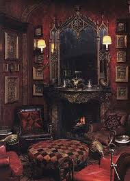 35 dark gothic interior designs pinteresting home decor