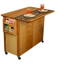 drop leaf kitchen island catskill craftsman butcher block drop leaf kitchen island free
