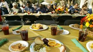 que dia es thanksgiving