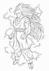 goku super saiyan 5 coloring free download
