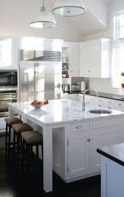 kitchen island pictures 19 best kitchen marble island with dark perimeter countertops