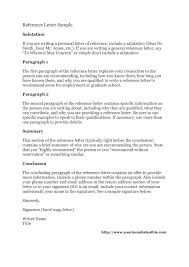 general reference letter sample amitdhull co