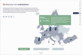 Coal Map Of The World by Coal Map Exposing The Role Of Coal In Europe Eu Watcher Eu Watcher