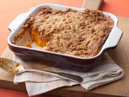 Paula Deen Southern Thanksgiving Recipes Aunt Peggy U0027s Sweet Potato Souffle Recipe Paula Deen Food Network
