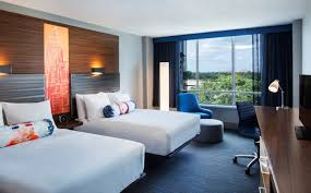 double bed miami accommodations aloft double room aloft miami dadeland