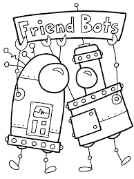 tobot y coloring pages printable robot coloring pages for kids