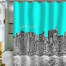 Modcloth Shower Curtain Beyond The Grove Shower Curtain In Winter Birch Modcloth