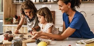 faire la cuisine faire la cuisine avec enfant la boîte