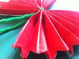 gift paper tissue tissue paper pom pom flower gift bouquet craft children