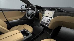 tesla inside hood 2015 tesla model s p85d test drive