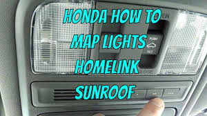 lexus gx vs honda pilot honda pilot map lights sunroof homelink review youtube