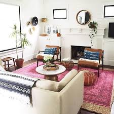 Decorative Rugs For Living Room Best 25 Pink Rug Ideas Only On Pinterest Aztec Rug Colorful