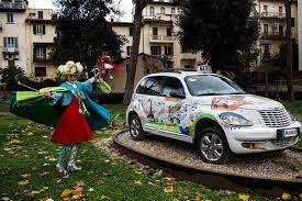 Guide To Driving In Italy by Taxi Therapy U0027 For Young Cancer Patients In Italy The New York Times
