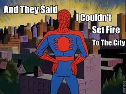 Funny Spiders Memes Of 2017 - best of the 60s spiderman meme damn cool pictures