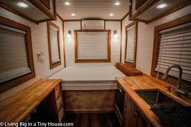 tiny house build building a tiny house on wheels the whole project from start to