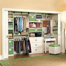 bookshelves beautiful desk in closet ideas pictures more stylish