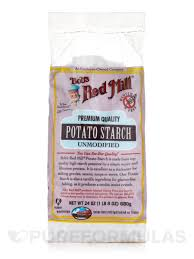 potato starch quality unmodified potato starch 24 oz 680 grams