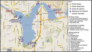 Beach Hiking Seahurst Park To Lincoln Park by Seattle Map Of Attractions