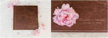 Rustic Wedding Photo Albums A Dreamy Rustic Chic Wedding Presented In A Stunning Leather Album