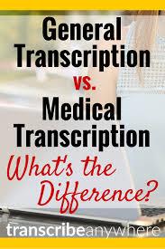 sample resume for medical transcriptionist what is a medical transcriptionist job description general transcription vs medical transcription wow i always thought medical transcription what is a medical