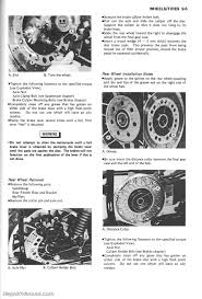 1986 Kawasaki Zg1200b Voyager Xii Service Manual