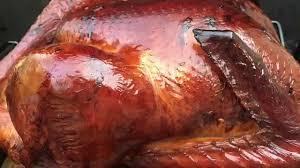 brined thanksgiving turkey weber kettle smoked thanksgiving turkey brined injected apple