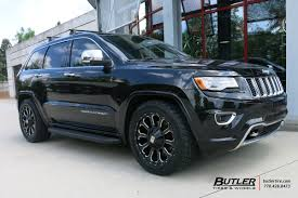jeep grand cherokee wheels jeep grand cherokee with 20in xd bomb wheels exclusively from butler