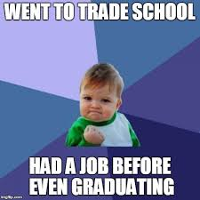 Texas Tech Memes - attending tech schools in texas in 5 images career training