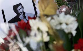 George Michaels Home Fans Mourn Death Of Pop Star George Michael The Blade