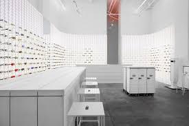 Soho Nyc Map Mykita Shop New York