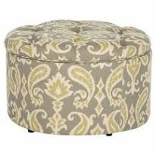 Ikat Storage Ottoman Corner Storage Ottoman Small Bathroom Storage Apartment