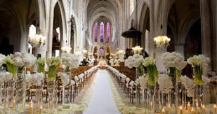 church decorations wedding church decoration ideas accessories