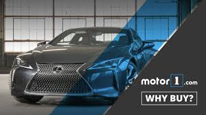 lexus lc 500 trunk why buy 2017 lexus lc500 review youtube