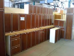 Two Tone Kitchen Cabinet Doors Metal Kitchen Cabinets White Cabinets Brown High Gloss Wood