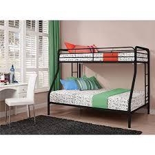 Bunk Bed SingleDouble Black  Kids Beds Best Buy Canada - Single double bunk beds