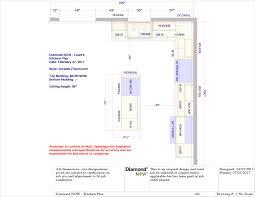 Sample Kitchen Floor Plans by Sample Design