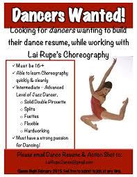 professional dance resume best 25 dance jobs ideas only on pinterest geisha japan