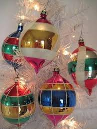 Vintage Christmas Decorations Bright And Shiny Vintage Christmas Ornaments Montgomery Ward