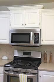 kitchen cabinet molding kitchen decoration