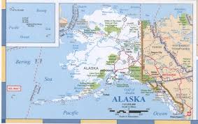 Alaska Map Images by Alaska
