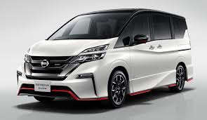 nissan sylphy impul nissan serena nismo makes for a sportier proposition