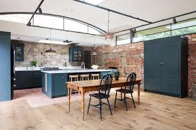 a renovation of a beautiful kent oast house kitchen