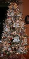 christmas christmas village display themed trees best tree ideas