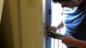 How To Replace Exterior Door Frame How To Fix A Damaged Door Frame
